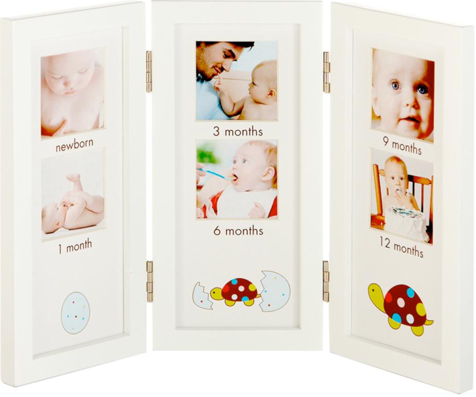 Baby-Bilderrahmen «Das erste Jahr» – foto-huwi Shop | Exklusive ...
