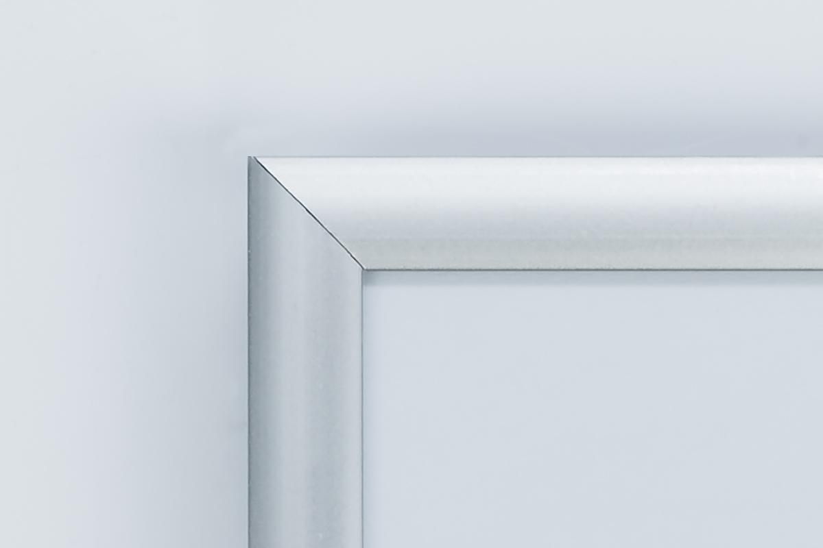 Alu-Bilderrahmen «Poster», 21×29.7cm (DIN A4), silber matt – foto ...